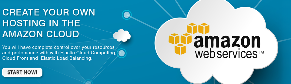 Create your own hosting in the Amazon Cloud